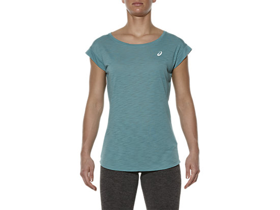 LAYERING TOP, Kingfisher