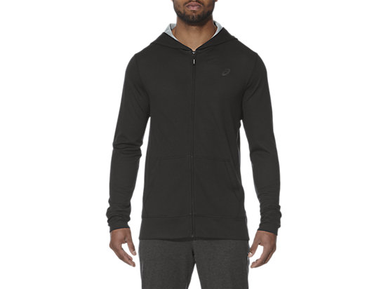 TECH FZ HOODY, Performance Black