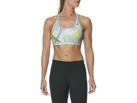 RACERBACK BRA, Sea Light Print