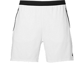 TRAININGSSHORT MET VENTILATIE VOOR HEREN, Real White