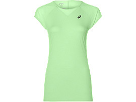 WORKOUT TOP, Paradise Green