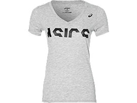 LOGO GPX TOP, Heather Grey