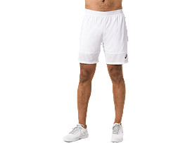 M ATHLETE SHORT 7IN, Real White