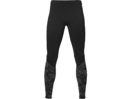 COLLANTS DE RUNNING À MOTIF FUZEX POUR HOMMES, Optical Dark Grey