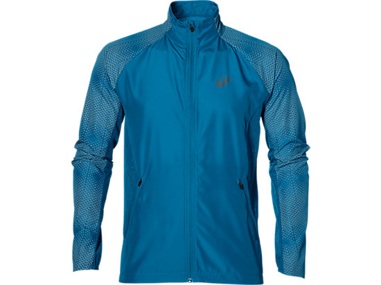 LITE-SHOW JACKET, Thunder Blue