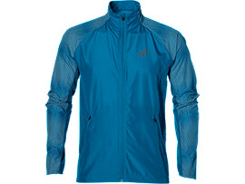 LITE-SHOW JACKET     , Thunder Blue