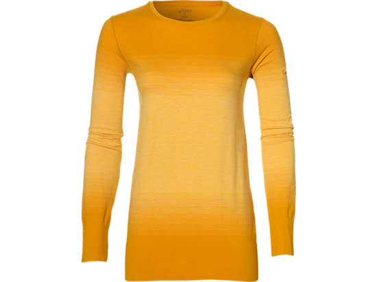 FUZEX SEAMLESS LS, Golden Amber