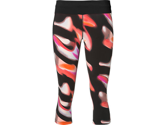 FUZEX LAUF-KNEETIGHTS FÜR DAMEN, Sea Wave Diva Pink