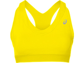RACE BRA, Blazing Yellow