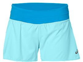 ELITE 3.5IN SHORT, Aqua Splash