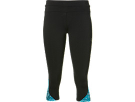 RACE KNEE TIGHT, Lite Stripe Arctic Aqua