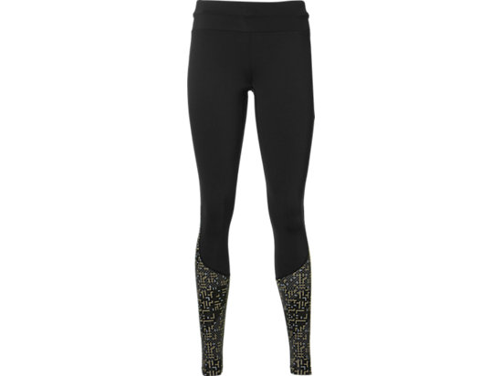 RACE TIGHT, Lite Stripe Performance Black