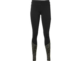 REFLEKTIERENDE LAUFTIGHT FÜR DAMEN, Lite Stripe Performance Black