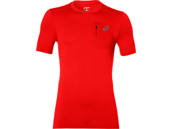 ELITE SS TOP, Fiery Red