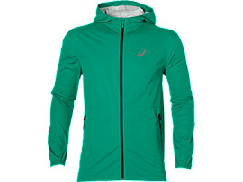 ACCELERATE JACKET, Jungle Green