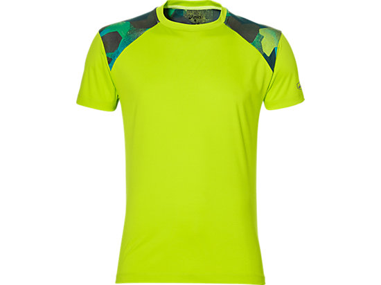 FUZEX T-SHIRT, Energy Green