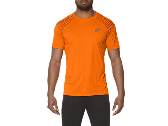 FUZEX T-SHIRT, Orange Pop