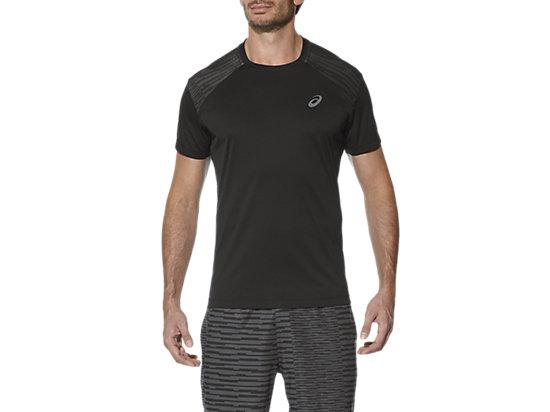 FUZEX T-SHIRT, Performance Black