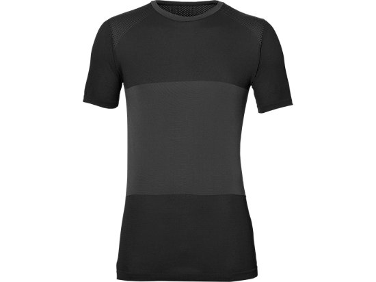 FUZEX SEAMLESS SHORT SLEEVE TOP,