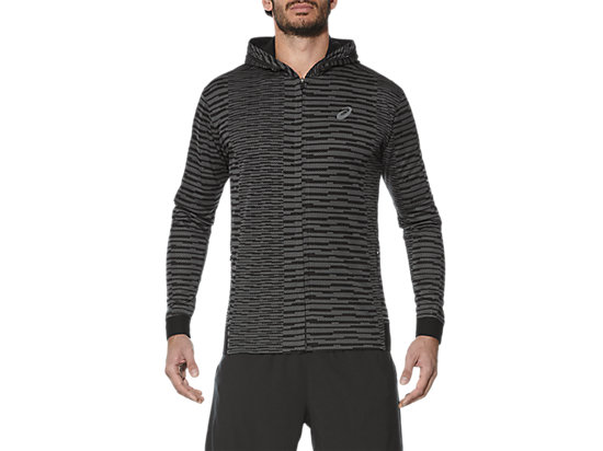 FUZEX MESH JACKET, Sq Dark Grey
