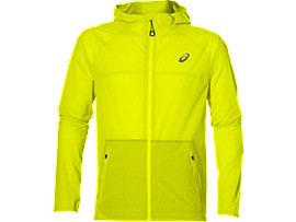 WATERPROOF JACKET, Safety Yellow