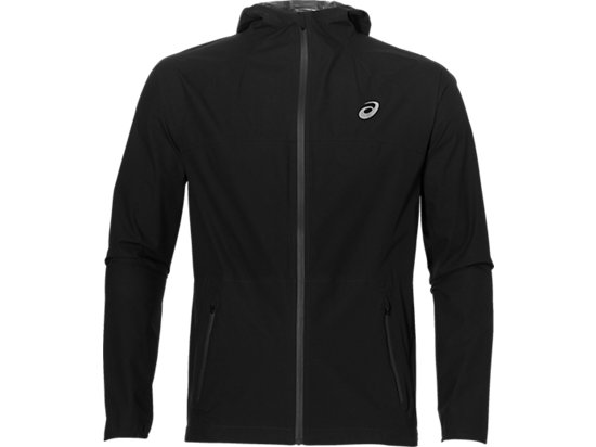 VESTE IMPERMÉABLE, Performance Black