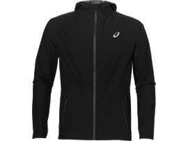 CHAQUETA IMPERMEABLE, Performance Black