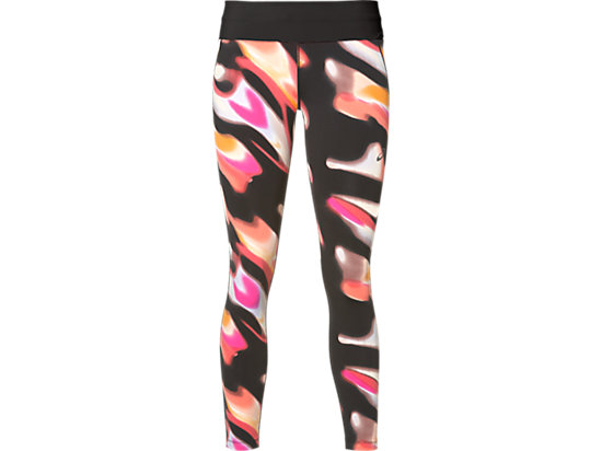 FUZEX 7/8 LAUF-TIGHTS FÜR DAMEN, Sea Wave Diva Pink