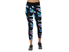 FUZEX 7/8 TIGHT, Sea Wave Black