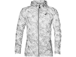 FUZEX PACKABLE JKT, Optical Real White