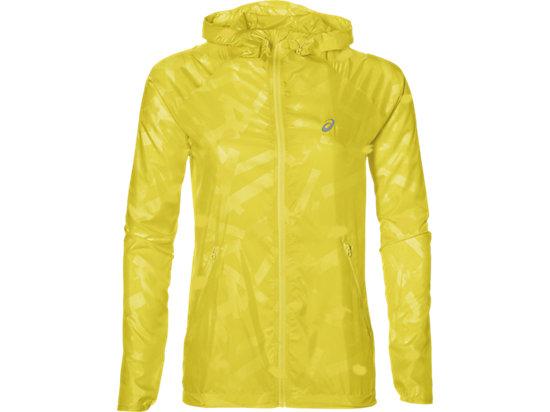 FUZEX PACKABLE JKT, Su Blazing Yellow
