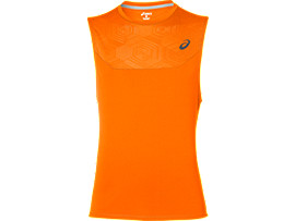 VENTILATION VEST, Orange Pop