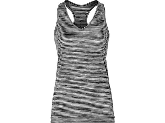 FUZEX LAYERING TANK, Performance Black