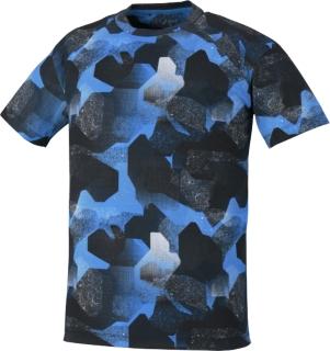 男士运动fuzeX印花短袖T恤