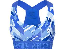 BASE GPX BRA, Blue Purple Power Print