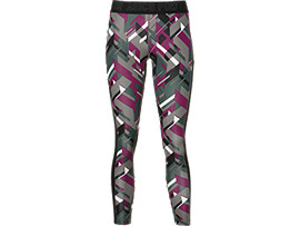 BASIS GPX 7/8 TIGHT, Performance Black Power Print