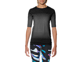 FUZEX SEAMLESS SS, Performance Black