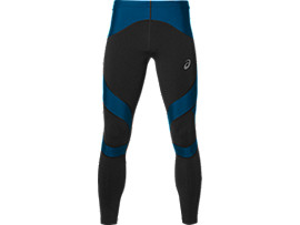 LEG BALANCE RUNNING TIGHT FÜR HERREN, Performance Black/Thunder Blue