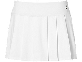 W CLUB SKORT, Real White