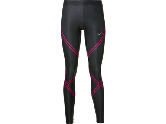 asics running tights damen