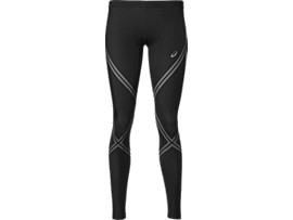 COLLANTS DE RUNNING DE MAINTIEN POUR FEMMES, Performance Black