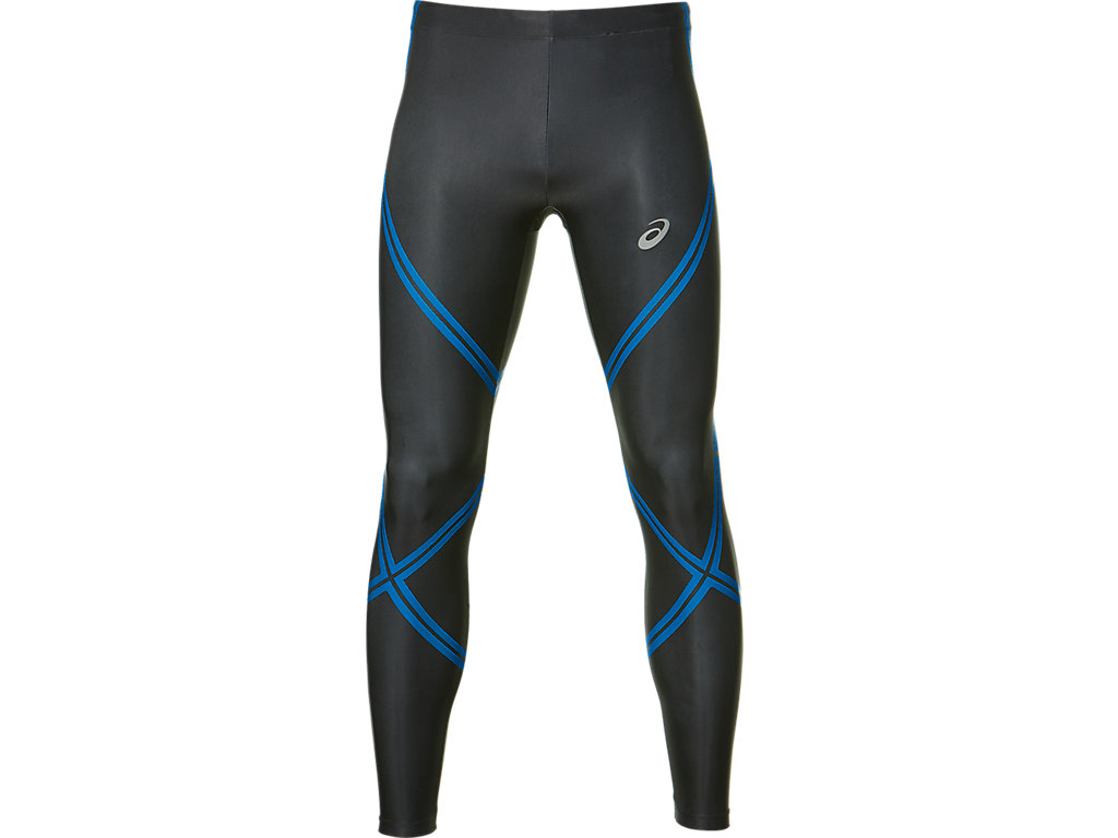 Accessories Men Tights Performance Black Asics Running Long Tight