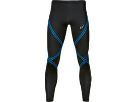 ASICS RUN TIGHT, Performance Black/Thunder Blue
