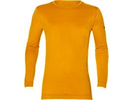 LONG-SLEEVED TOP, Golden Amber