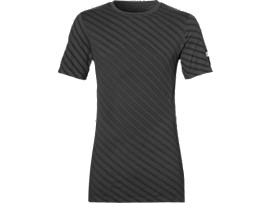 SEAMLESS SS TOP	, Performance Black