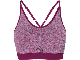 SEAMLESS BRA, Prune