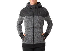 SEAMLESS JACKET, Performance Black