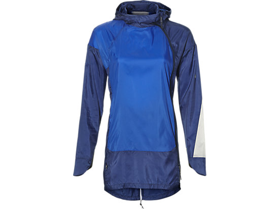LIGHT WEIGHT ANORAK, Blue Purple