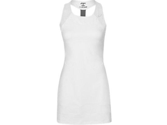 ATHLETE Y DRESS, Real White