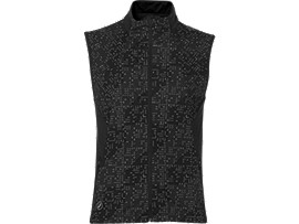 LITE-SHOW VEST     , Lite Stripe Performance Black